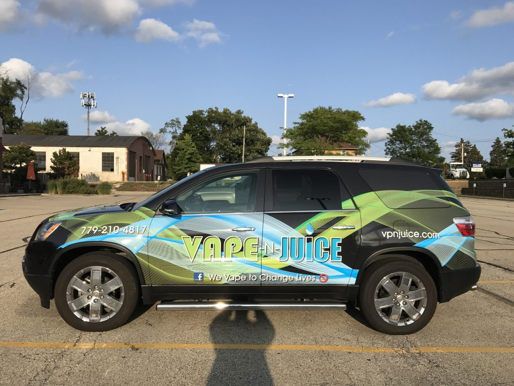 Vehicle Graphics Libertyville Signs