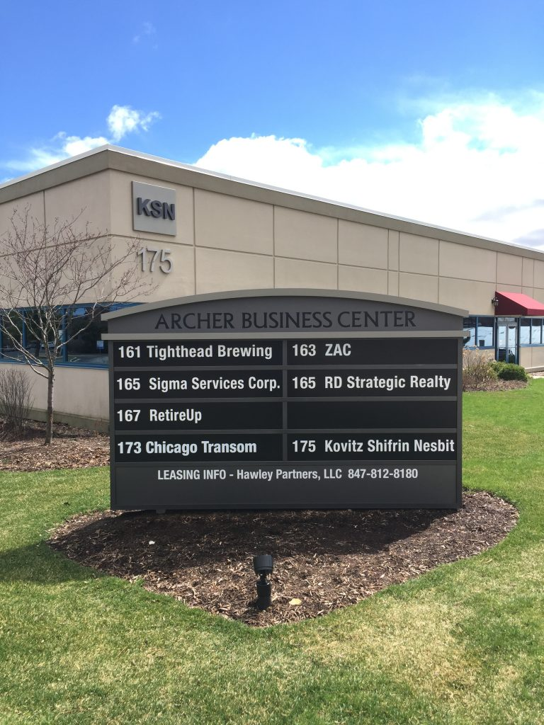 Best Monument Signs in Lake County   Grow Your Business Today!